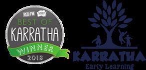 Karratha Early Learning logos